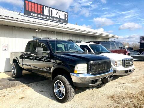 2004 Ford F-250 Super Duty for sale at Torque Motorsports in Rolla MO