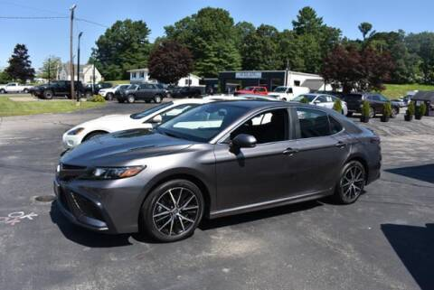 2021 Toyota Camry for sale at AUTO ETC. in Hanover MA