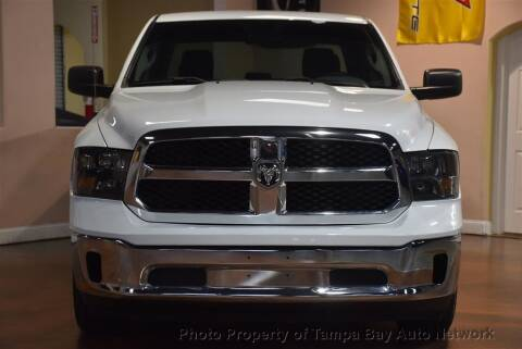 2019 RAM Ram Pickup 1500 Classic for sale at Tampa Bay AutoNetwork in Tampa FL