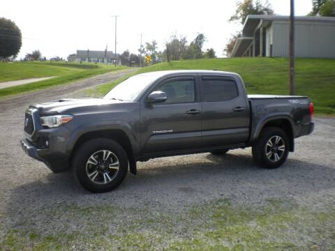 2016 Toyota Tacoma for sale at Starrs Used Cars Inc in Barnesville OH