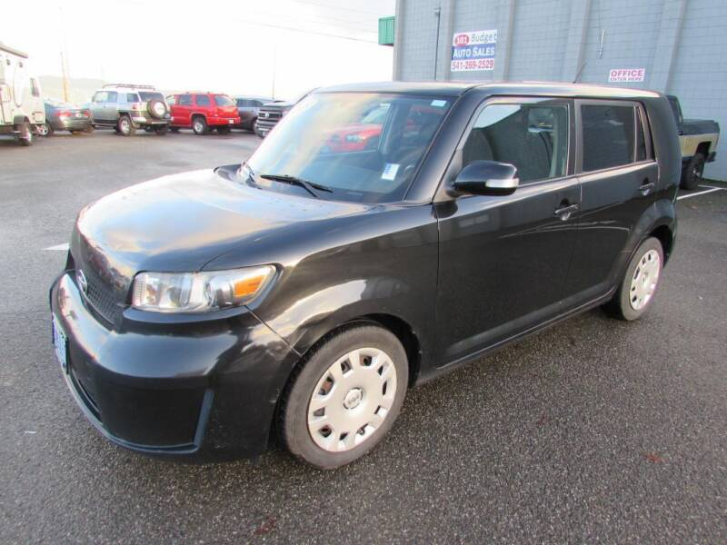 2008 Scion xB for sale at 101 Budget Auto Sales in Coos Bay OR