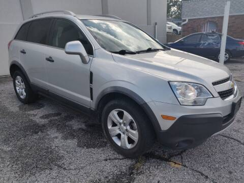 2014 Chevrolet Captiva Sport for sale at AA Auto Sales LLC in Columbia MO