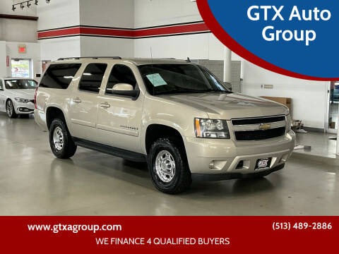 2008 Chevrolet Suburban for sale at UNCARRO in West Chester OH