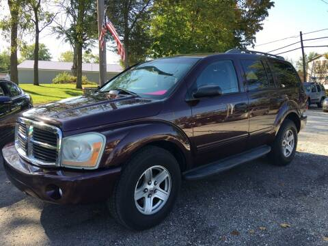 2006 Dodge Durango for sale at Antique Motors in Plymouth IN