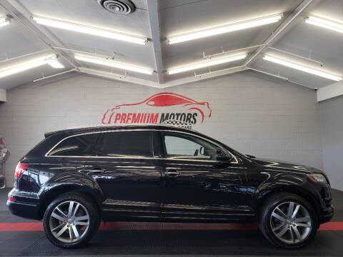 2011 Audi Q7 for sale at Premium Motors in Villa Park IL