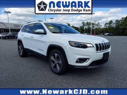 2019 Jeep Cherokee for sale at NEWARK CHRYSLER JEEP DODGE in Newark DE