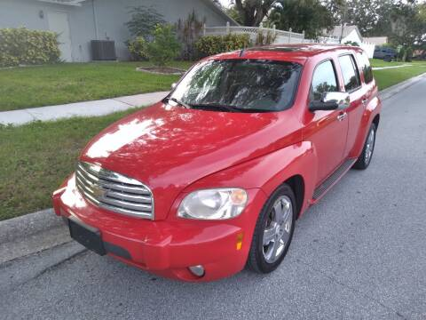 2009 Chevrolet HHR for sale at Low Price Auto Sales LLC in Palm Harbor FL