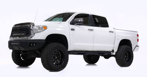 2016 Toyota Tundra for sale at Houston Auto Credit in Houston TX