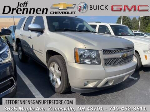 2011 Chevrolet Tahoe for sale at Jeff Drennen GM Superstore in Zanesville OH
