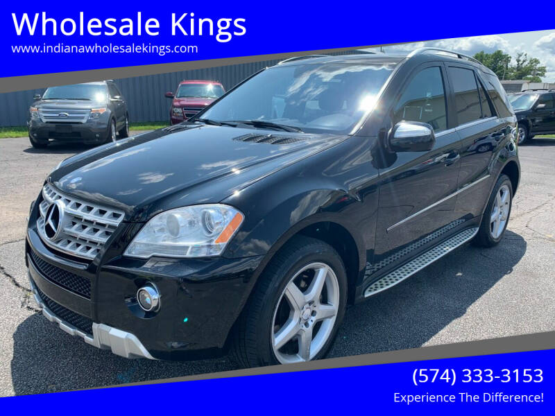 2010 Mercedes-Benz M-Class for sale at Wholesale Kings in Elkhart IN