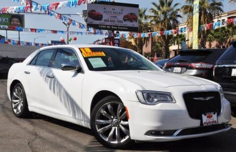 2018 Chrysler 300 for sale at AMC Auto Sales, Inc in San Jose CA