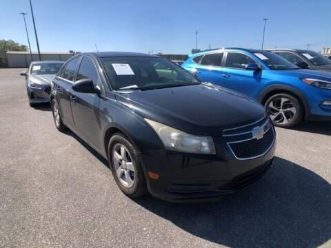 2012 Chevrolet Cruze for sale at Allen Turner Hyundai in Pensacola FL