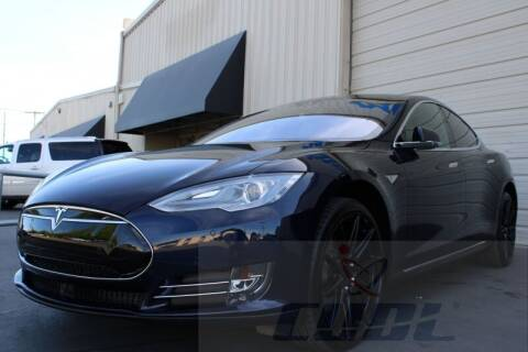 2015 Tesla Model S for sale at MGI Motors in Sacramento CA