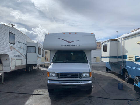2007 Winnebago Chalet for sale at DPM Motorcars in Albuquerque NM