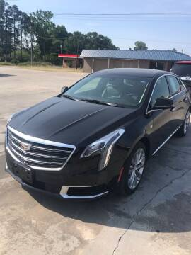2018 Cadillac XTS Pro for sale at Safeway Motors Sales in Laurinburg NC