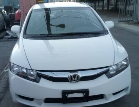 2010 Honda Civic for sale at Ournextcar/Ramirez Auto Sales in Downey CA