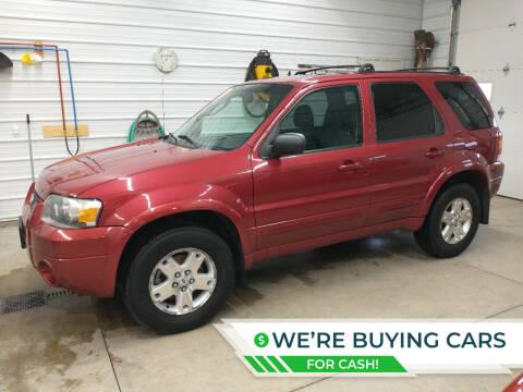 2006 Ford Escape for sale at Dakota Sales & Equipment in Arlington SD