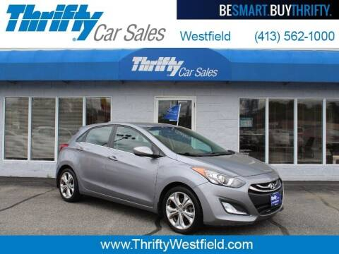 2013 Hyundai Elantra GT for sale at Thrifty Car Sales Westfield in Westfield MA