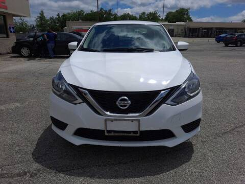 2017 Nissan Sentra for sale at Driver's Choice Sherman in Sherman TX