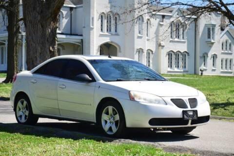 2008 Pontiac G6 for sale at Digital Auto in Lexington KY