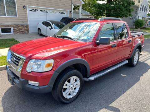 2007 Ford Explorer Sport Trac for sale at Jordan Auto Group in Paterson NJ