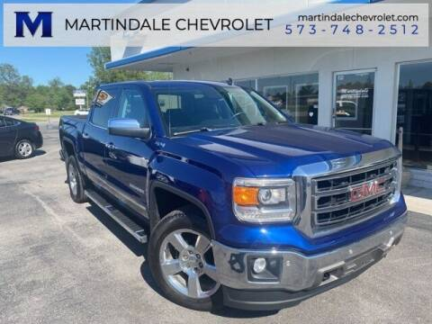 2014 GMC Sierra 1500 for sale at MARTINDALE CHEVROLET in New Madrid MO