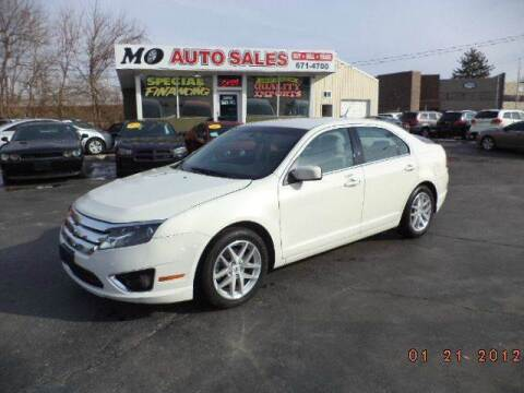 2010 Ford Fusion for sale at Mo Auto Sales in Fairfield OH