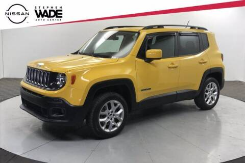 2015 Jeep Renegade for sale at Stephen Wade Pre-Owned Supercenter in Saint George UT