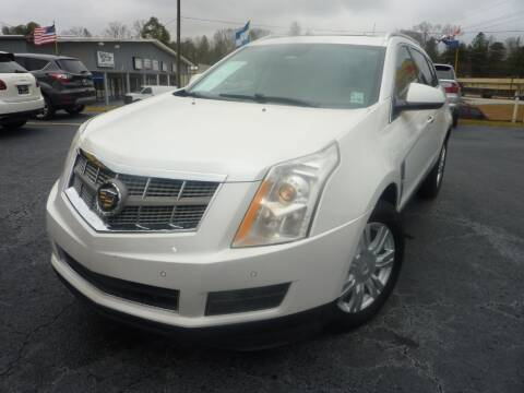 2010 Cadillac SRX for sale at Roswell Auto Imports in Austell GA