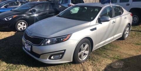 2014 Kia Optima for sale at Car Guys in Lenoir NC