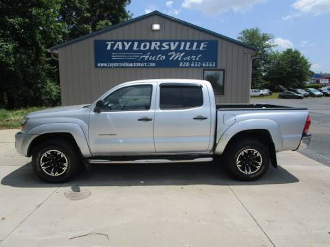 2008 Toyota Tacoma for sale at Taylorsville Auto Mart in Taylorsville NC