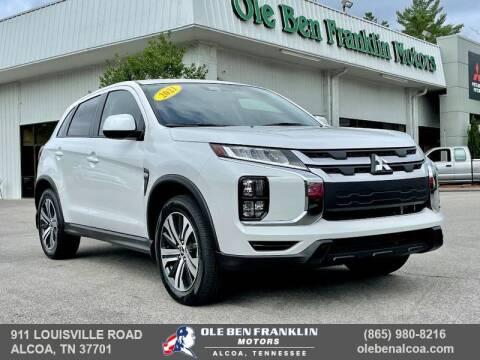 2021 Mitsubishi Outlander Sport for sale at Ole Ben Franklin Motors-Mitsubishi of Alcoa in Alcoa TN