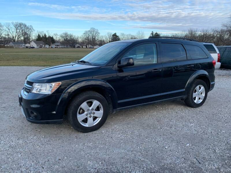 2012 Dodge Journey for sale at Ultimate Auto Sales in Crown Point IN