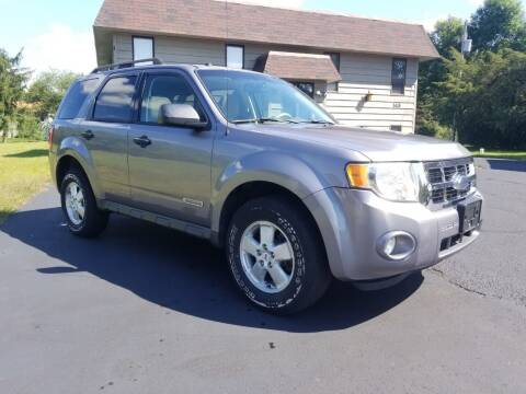 2008 Ford Escape for sale at Shores Auto in Lakeland Shores MN