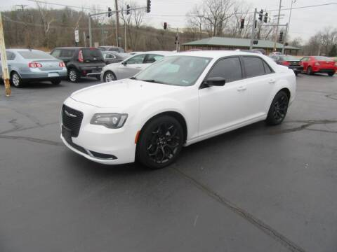 2019 Chrysler 300 for sale at Riverside Motor Company in Fenton MO