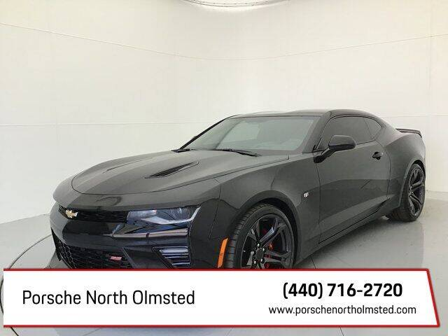 2017 Chevrolet Camaro for sale at Porsche North Olmsted in North Olmsted OH