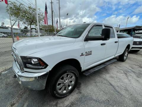 2014 RAM Ram Pickup 3500 for sale at Quality Motors Truck Center in Miami FL