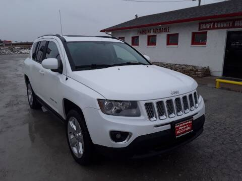 2014 Jeep Compass for sale at Sarpy County Motors in Springfield NE