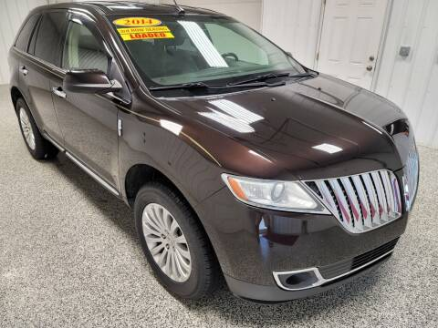 2014 Lincoln MKX for sale at LaFleur Auto Sales in North Sioux City SD