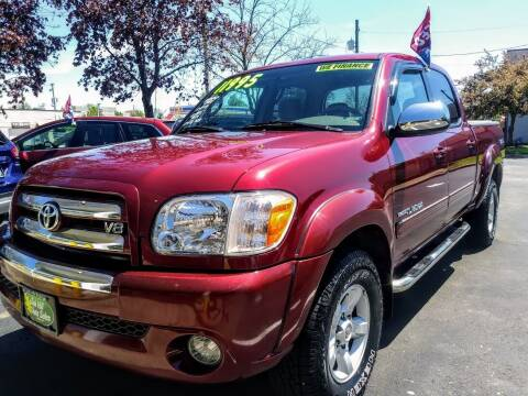 2006 Toyota Tundra for sale at Oak Hill Auto Sales of Wooster, LLC in Wooster OH