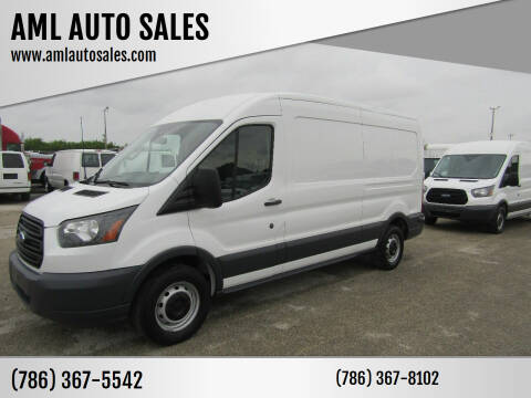2017 Ford Transit Cargo for sale at AML AUTO SALES - Cargo Vans in Opa-Locka FL