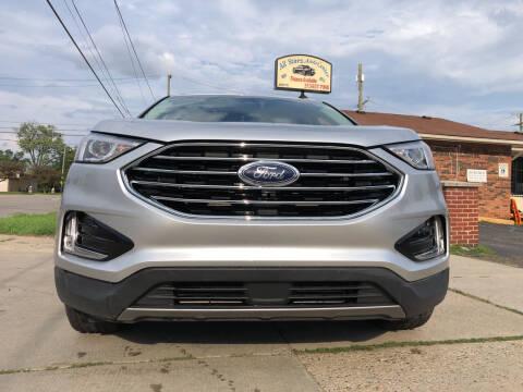 2019 Ford Edge for sale at All Starz Auto Center Inc in Redford MI