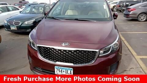 2015 Kia Sedona for sale at Nyhus Family Sales in Perham MN