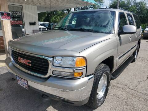2003 GMC Yukon XL for sale at New Wheels in Glendale Heights IL