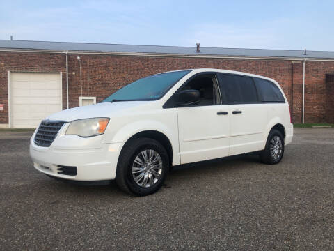 2008 Chrysler Town and Country for sale at Jim's Hometown Auto Sales LLC in Byesville OH