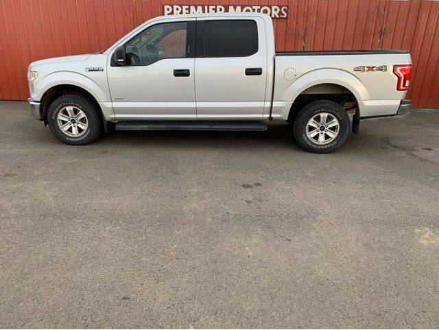 2015 Ford F-150 for sale at PREMIERMOTORS  INC. in Milton Freewater OR