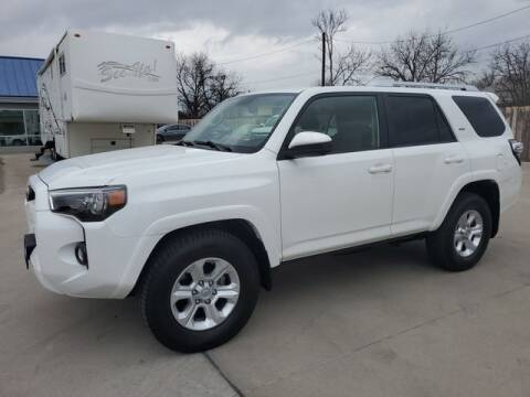 2014 Toyota 4Runner for sale at Kell Auto Sales, Inc in Wichita Falls TX