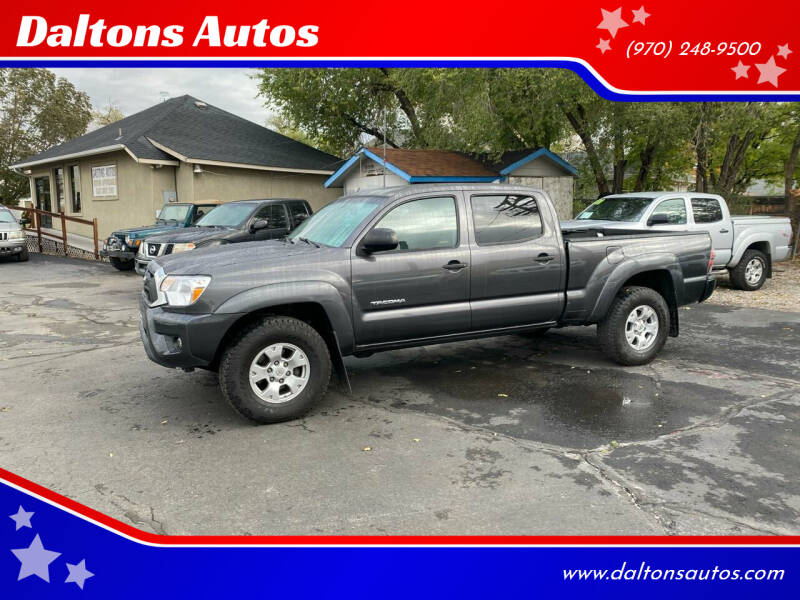 2012 Toyota Tacoma for sale at Daltons Autos in Grand Junction CO