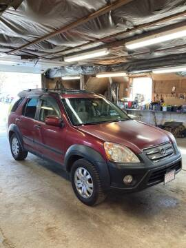 2005 Honda CR-V for sale at Lavictoire Auto Sales in West Rutland VT