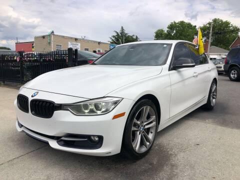 2013 BMW 3 Series for sale at Crestwood Auto Center in Richmond VA